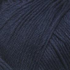 Пряжа для вязания ПЕХ Хлопок Натуральный летний ассорт (100% хлопок) 5х100г/425 цв.004 т.синий
