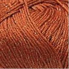 Пряжа для вязания ПЕХ Блестящее лето (95% мерсеризованный хлопок 5% метанит) 5х100г/380м цв.194 рыжик
