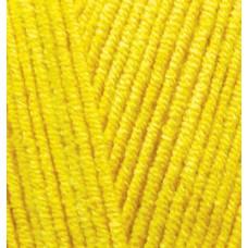 Пряжа для вязания Ализе Cotton gold (55% хлопок, 45% акрил) 5х100г/330м цв.110 желтый