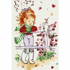 Набор юного художника Molly KH0481 Осеннее настроение (13 Цветов) 20х30 см