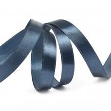 Лента атласная 1/2 (12мм) цв.3168 т.синий IDEAL уп.27,4 м