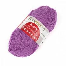 Пряжа для вязания ПЕХ Деревенская (100% полугрубая шерсть) 10х100г/250м цв.516 персидская