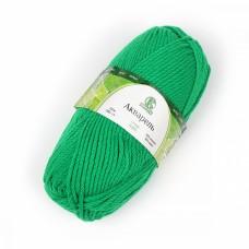 Пряжа для вязания КАМТ Акварель (50% леакрил, 50% акрил) 5х100г/110м цв.044 трава