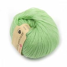 Пряжа для вязания ПЕХ Детский каприз (50% мериносовая шерсть, 50% фибра) 10х50г/225м цв.041 салатовый