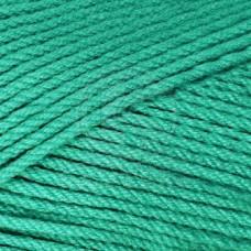 Пряжа для вязания КАМТ Акварель (50% леакрил, 50% акрил) 5х100г/110м цв.083 нефрит