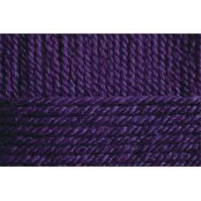 Пряжа для вязания ПЕХ Зимняя премьера (50% мериносовая шерсть, 50% акрил) 10х100г/150м цв.698 т.фиолетовый
