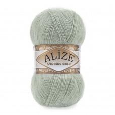 Пряжа для вязания Ализе Angora Gold (20% шерсть, 80% акрил) 5х100г/550м цв.515 миндаль