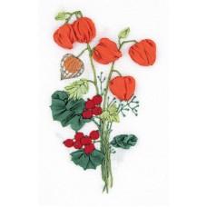 Набор для вышивания PANNA Живая картина  ЖК-2137 Красота осени 11х16 см