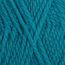 Пряжа для вязания КАМТ Белорусская (50% шерсть, 50% акрил) 5х100г/300м цв.024 бирюза