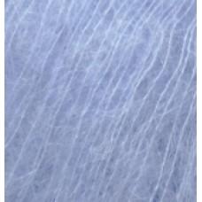 Пряжа для вязания Ализе Kid Royal (62% кид мохер, 38% полиамид) 5х50г/500м цв.040 голубой