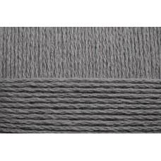 Пряжа для вязания ПЕХ Пехорская шапка (85% мериносовая шерсть, 15% акрил высокообъемный) 5х100г/200м цв.048 серый