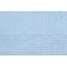 Пряжа для вязания ПЕХ Народная классика (30% шерсть, 70% акрил) 5х100г/400м цв.005 голубой