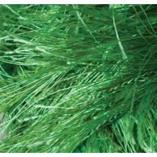 Пряжа для вязания Ализе Decofur Травка (100% полиэстер) 5х100г/100м цв.0595 зеленый