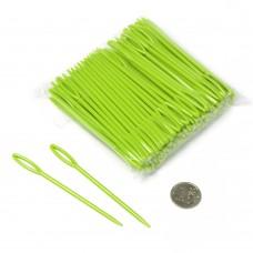 Иглы для сшивания вязанных изделий TBY.KN09  9 см, 5шт.