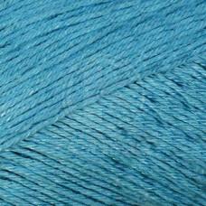 Пряжа для вязания КАМТ Мотылек (70% хлопок, 30% лавсан) 5х50г/140м цв.024 бирюза