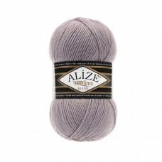 Пряжа для вязания Ализе Superlana klasik (25% шерсть, 75% акрил) 5х100г/280м цв.142 т.розовый
