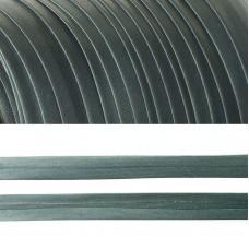 Косая бейка TBY атласная шир.15мм цв.F217 (С320) серо-голубой уп.132 м