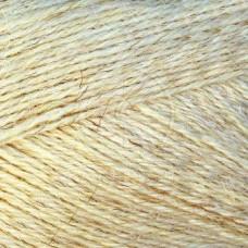 Пряжа для вязания КАМТ Околица (90% шерсть, 10% акрил) 5х100г/250м цв.205 белый