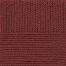 Пряжа для вязания ПЕХ Народная традиция (30% шерсть, 70% акрил) 10х100г/100м цв.397 керамика