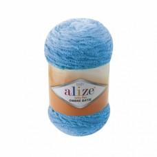 Пряжа для вязания Ализе Softy Plus Ombre Batik (100% микрополиэстер) 1х500г/600м цв.7281