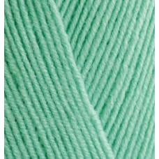 Пряжа для вязания Ализе Happy Baby (65% акрил, 35% полиамид) 5х100г/350м цв.249 водяная зелень