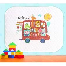 Набор для вышивания DIMENSIONS DMS-70-75533 Одеяло Ребенок на борту 109,2х86,4 см
