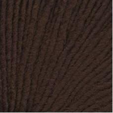Пряжа для вязания ТРО Азалия (40% шерсть, 60% акрил) 10х100г/270м цв.0416 шоколадный