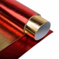 Набор листового фетра металлизированный IDEAL 1,4мм 20х30см FLT-ME2 уп.4 листа цв.ассорти