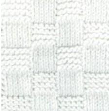 Пряжа для вязания Ализе Baby Wool (20% бамбук, 40% шерсть, 40% акрил) 10х50г/175м цв.055 белый