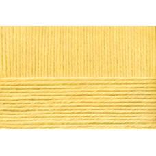 Пряжа для вязания ПЕХ Детский каприз (50% мериносовая шерсть, 50% фибра) 10х50г/225м цв.053 св.желтый