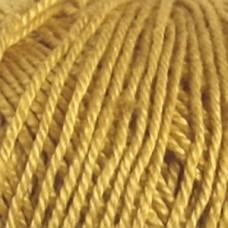 Пряжа для вязания ПЕХ Ажурная (100% хлопок) 10х50г/280м цв.447 горчица