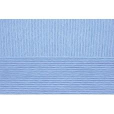 Пряжа для вязания ПЕХ Виртуозная (100% мерсеризованный хлопок) 5х100г/333м цв.005 голубой