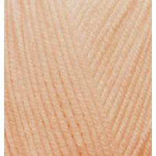 Пряжа для вязания Ализе Happy Baby (65% акрил, 35% полиамид) 5х100г/350м цв.556 розоватый оранжевый