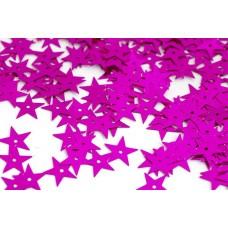 Пайетки россыпью Ideal TBY-FLK172 13мм цв.008 фиолетовый уп.50г