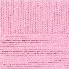 Пряжа для вязания ПЕХ Народная традиция (30% шерсть, 70% акрил) 10х100г/100м цв.029 розовая сирень