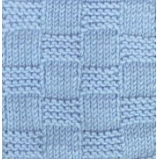 Пряжа для вязания Ализе Baby Wool (20% бамбук, 40% шерсть, 40% акрил) 10х50г/175м цв.040 голубой