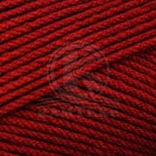 Пряжа для вязания КАМТ Акварель (50% леакрил, 50% акрил) 5х100г/110м цв.091 вишня