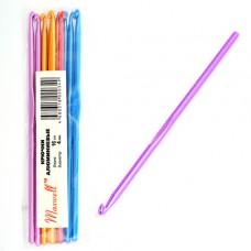 Крючки для вязания  AL-CH04  Maxwell  4мм, 1 шт.