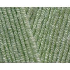 Пряжа для вязания Ализе Cotton Baby Soft (50% хлопок, 50% акрил) 5х100г/270м цв.274 хаки