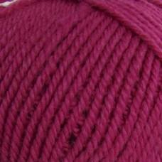 Пряжа для вязания ПЕХ Народная (30% шерсть, 70% акрил) 5х100г/220м цв.439 малиновый