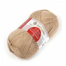 Пряжа для вязания ПЕХ Всесезонная (25% шерсть, 30% хлопок, 45%акрил) 5х100г/320м цв.003 св.бежевый
