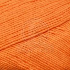 Пряжа для вязания КАМТ Альма (100% хлопок) 5х50г/170м цв.035 оранж