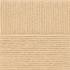 Пряжа для вязания ПЕХ Народная традиция (30% шерсть, 70% акрил) 10х100г/100м цв.270 мокрый песок