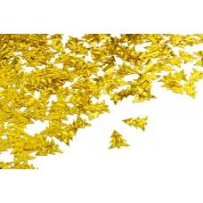 Пайетки россыпью Ideal TBY-FLK780 11х16мм цв.A007 желтый уп.50г