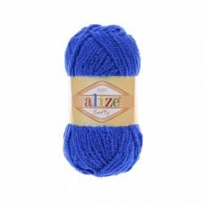Пряжа для вязания Ализе Softy (100% микрополиэстер) 5х50г/115м цв.141 василек
