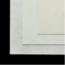 Фетр листовой мягкий IDEAL 1мм 20х30см FLT-S1 уп.10 листов цв.660 белый