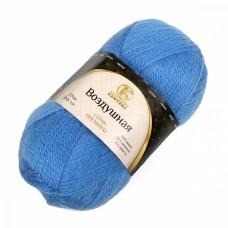 Пряжа для вязания КАМТ Воздушная (25% меринос, 25% шерсть, 50% акрил) 5х100г/370м цв.018 мадонна