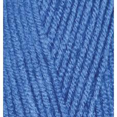 Пряжа для вязания Ализе Cotton gold (55% хлопок, 45% акрил) 5х100г/330м цв.141 василек