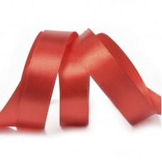 Лента атласная 3/4 (20мм) цв.3095 красный IDEAL уп.27,4 м