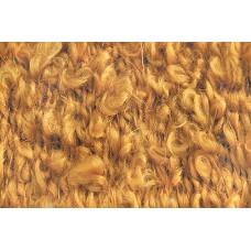 Пряжа для вязания ПЕХ Буклированная (30% мохер, 20% тонкая шерсть, 50% акрил) 5х200г/220м цв.447 горчица